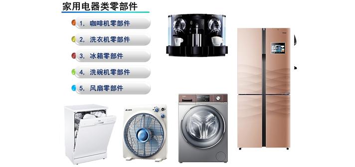 家用电器类零部件